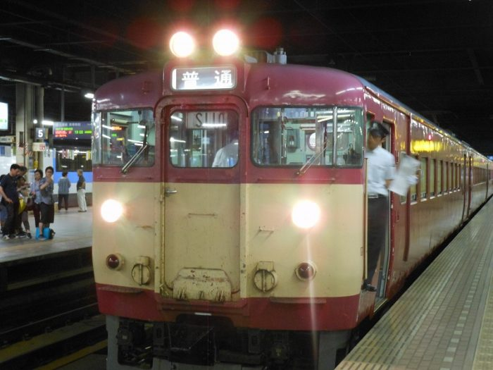 JR北海道711系電車