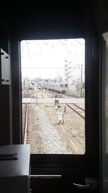 上福岡では普通を抜かさない