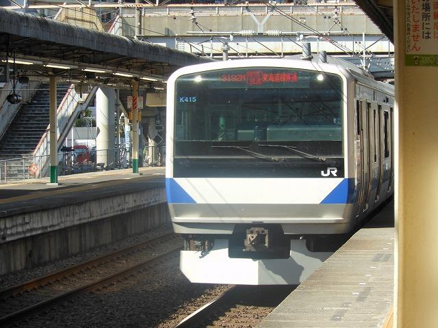 常磐線特別快速(松戸)