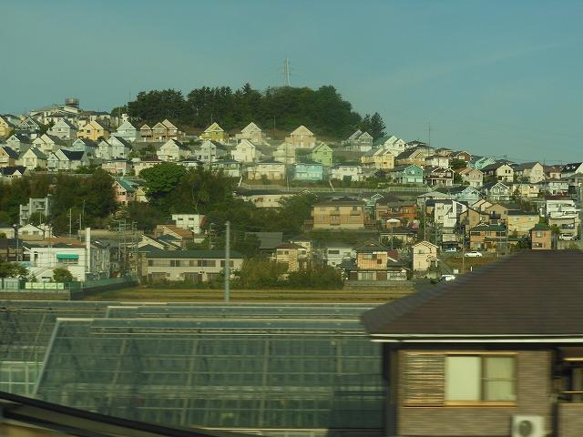 有名な住宅街