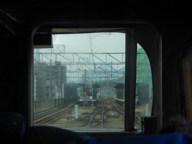 宇多津に入線