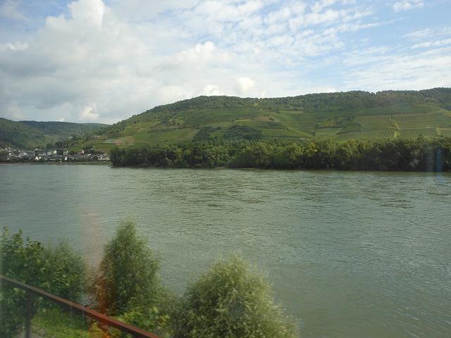 美しいライン川