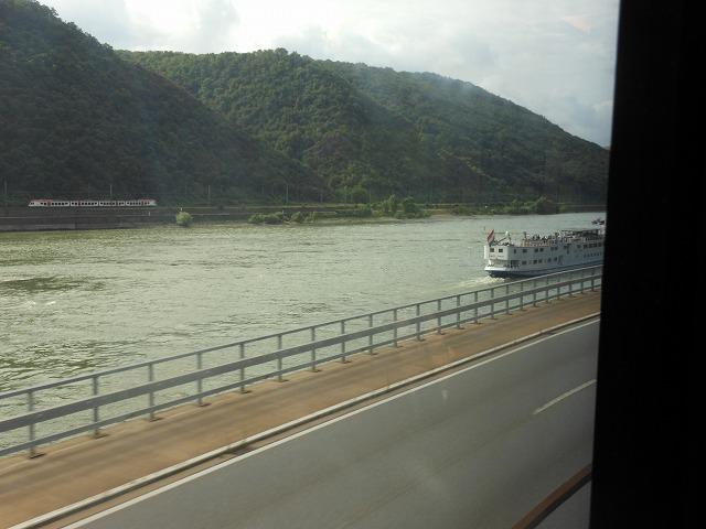 ライン川下り