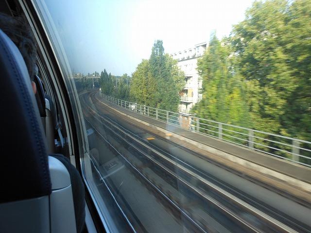 REから眺めるベルリン市内