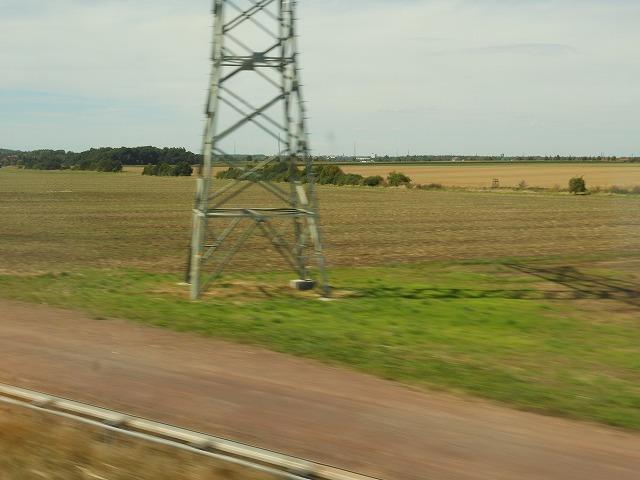 ザクセン州の農村地帯