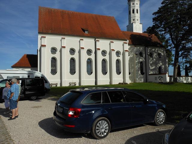 バイエルンに存在する有名な教会