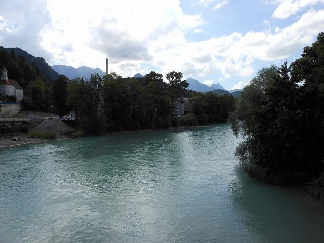 美しいレヒ川