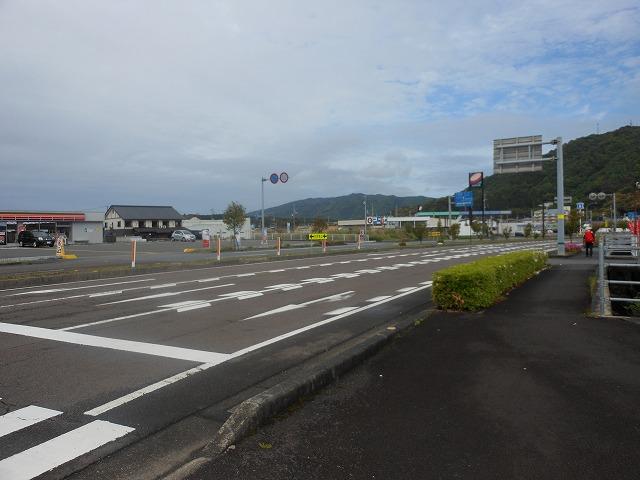 宿毛駅周辺の景色