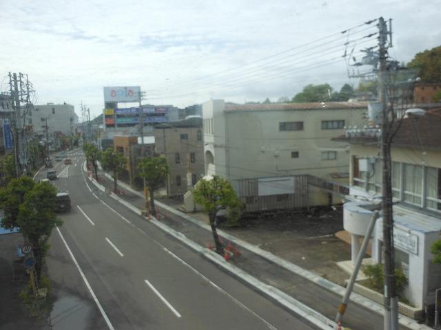 中村駅周辺の市街地