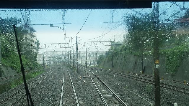 北小金:武蔵野線への連絡線が分岐