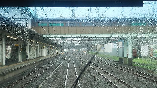 馬橋:武蔵野線への連絡線と合流