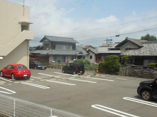 甲賀付近の古い民家