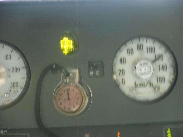 120km/hを出した!
