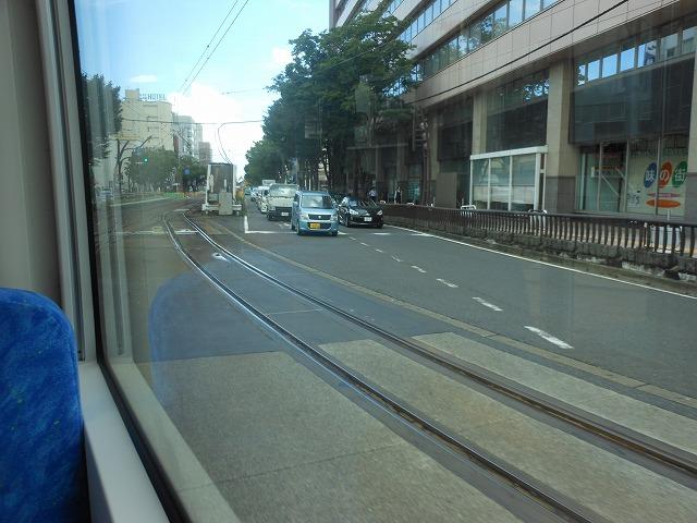 福井鉄道の車窓:福武線に合流