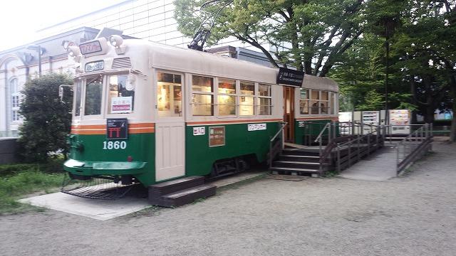 昔の京都市電