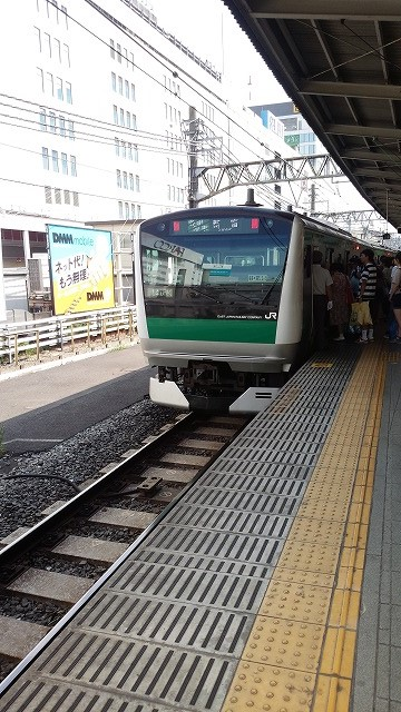 埼京線池袋