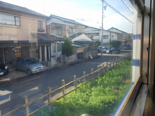 えちぜん鉄道からの車窓