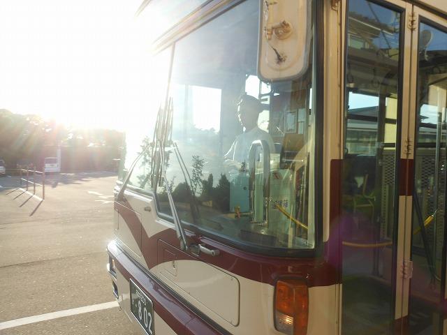 東尋坊からの最終バス