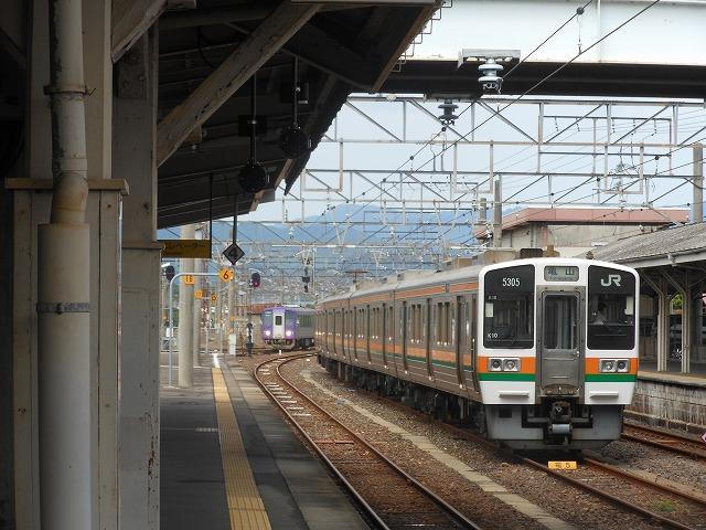 JR東海211系5000番台(亀山)