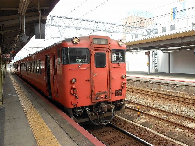 40系気動車(徳山)