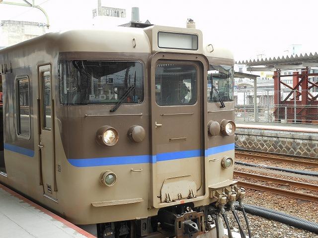 113系電車(岩国)
