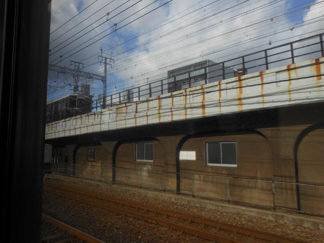 元祖神戸線と出会う