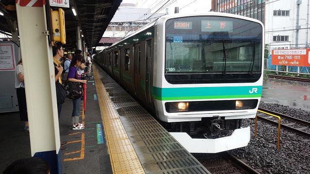 E231系0番台(柏)