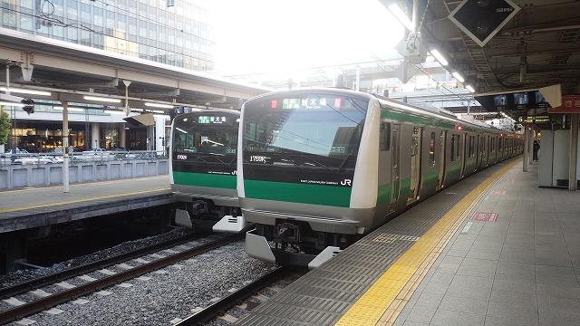 りんかい線内で完結するのにJR車!