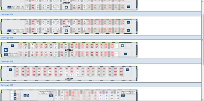 11. 座席表のイメージ