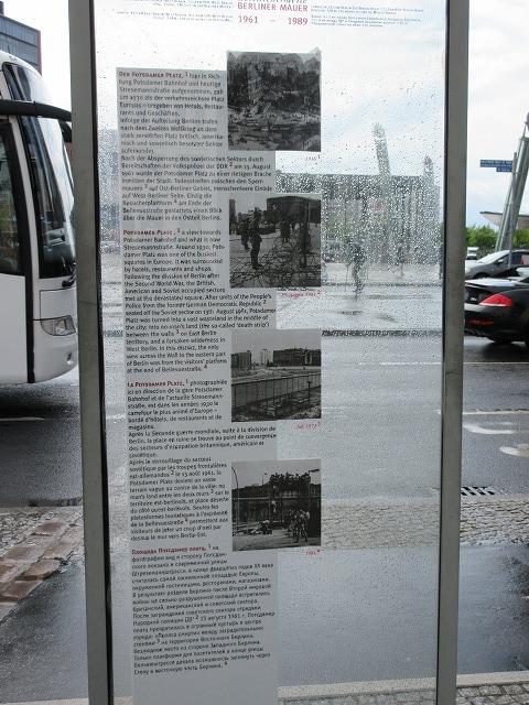ベルリンの壁に関する説明
