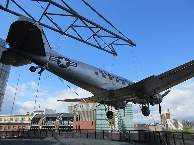 ベルリン空輸で活躍した戦闘機