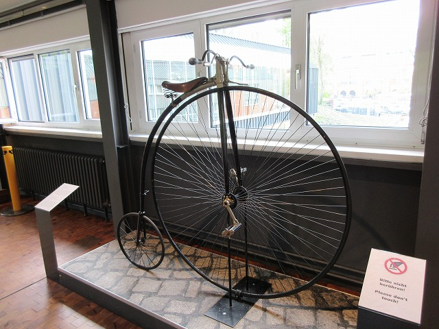 速度を重視した自転車
