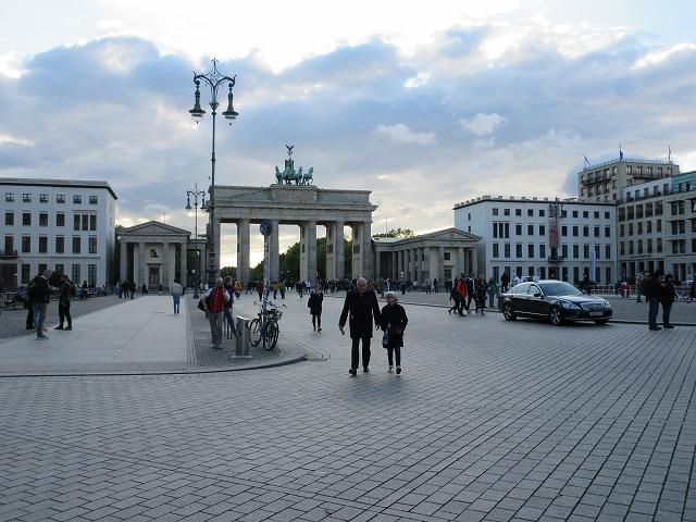 美しいブランデンブルク門