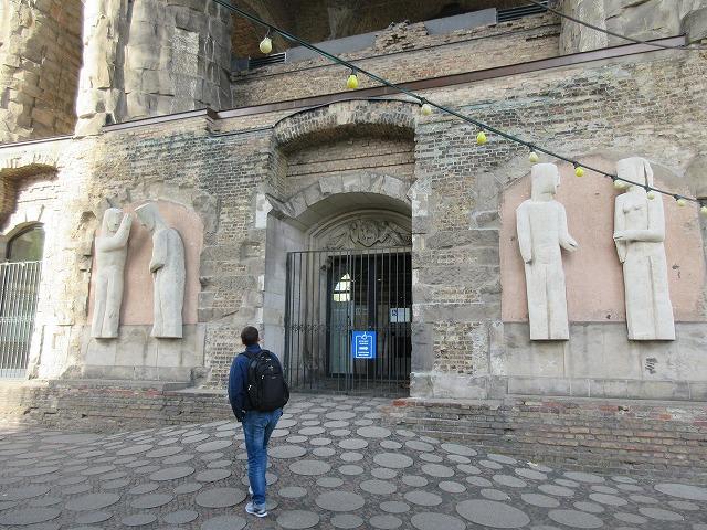 カイザー・ヴィルヘルム教会(外観)