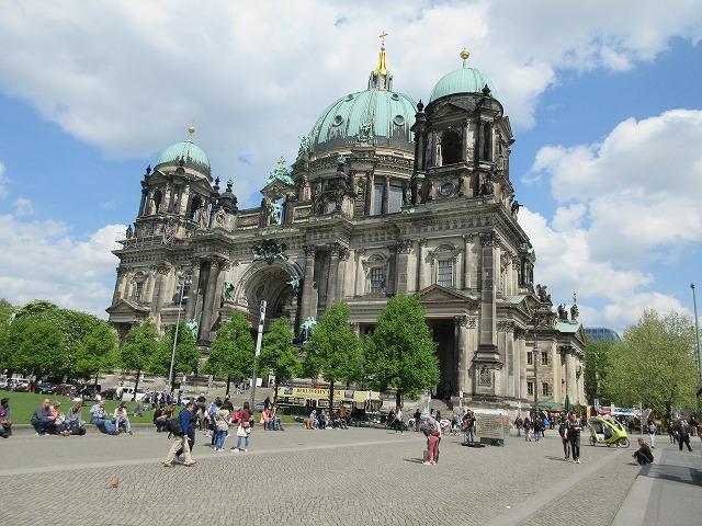 美しいベルリン大聖堂