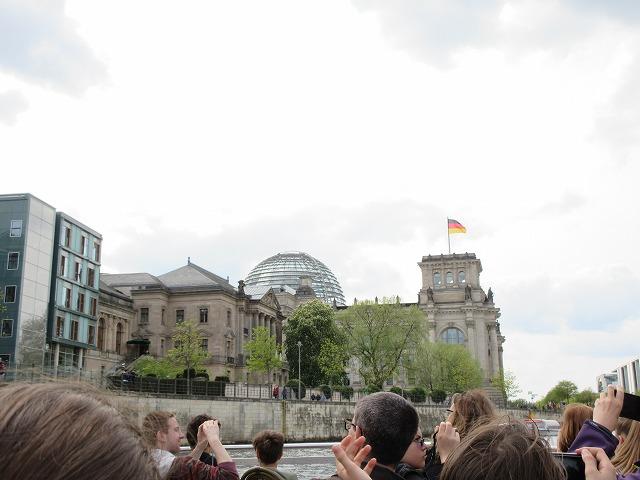 美しいドイツ国会