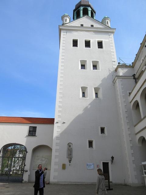 シュチェチンの城