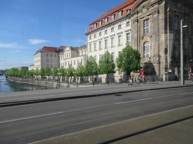美しいベルリン市街