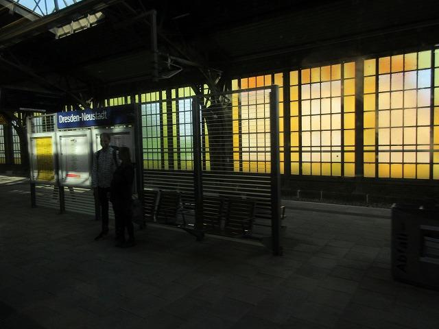 ドレスデン新市街駅