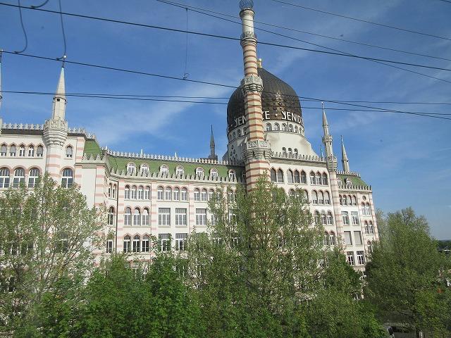 美しいドレスデン市街