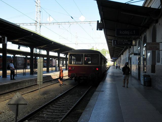 プラハマサリク駅