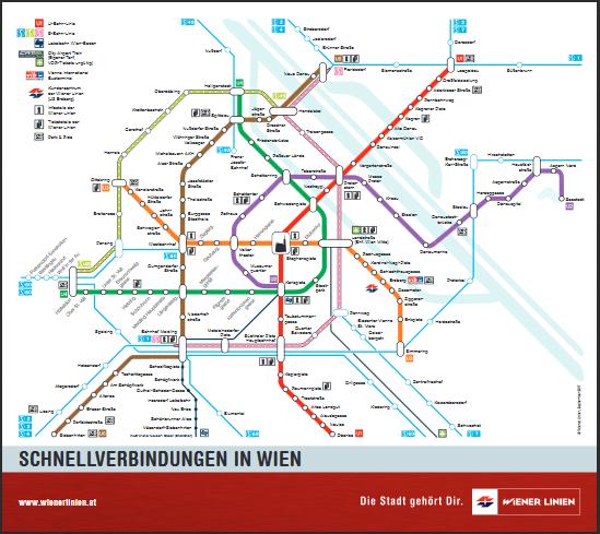 ウィーン市内交通