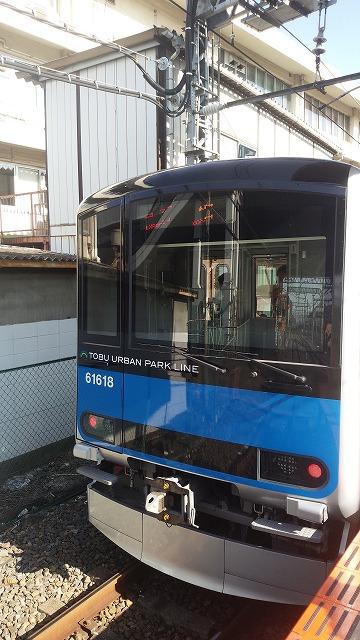 東武60000系急行