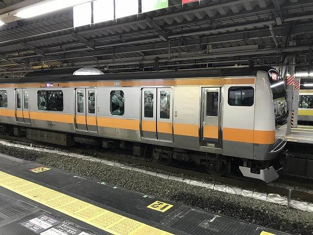 E233系通勤快速(140ポイント))