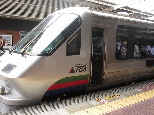 783系(標準塗装)