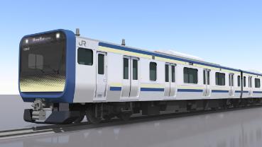 E235系総武線