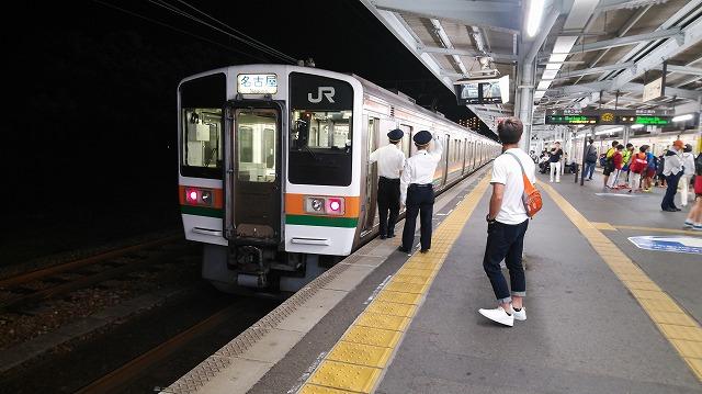 211系5000番台(大曽根)