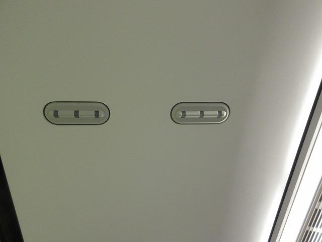 E353系車内:座席上部