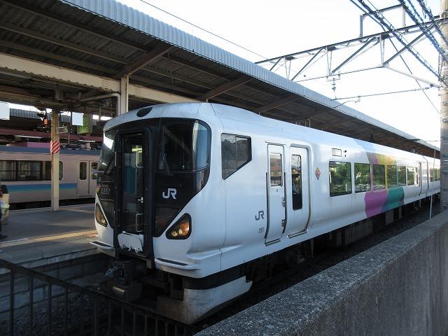 E257系(塩尻)