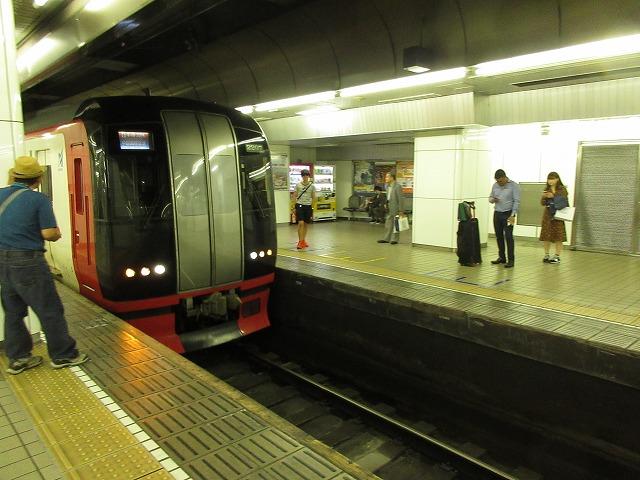 名鉄1700系特急(名古屋)